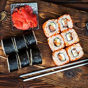 Sushilicious - Asian Cuisine Service