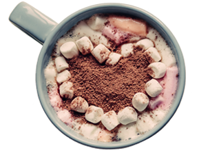 Sushilicious - Cafelicious mug of coffee